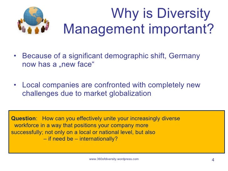 managing diversity challenges for india Managing cultural diversity - modern day business organizations in india today challenges: managing diversity is one of the core.