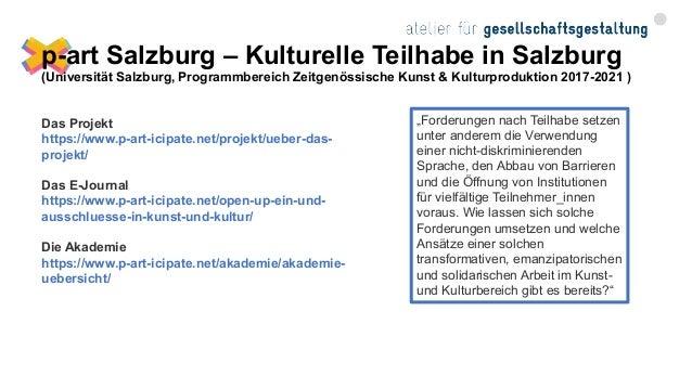 Fragen? Anregungen? @IvanaScharf +49 (0) 171 734 17 91 ivana.scharf@gesellschaftsgestalter.org www.geselschaftsgestalter.o...