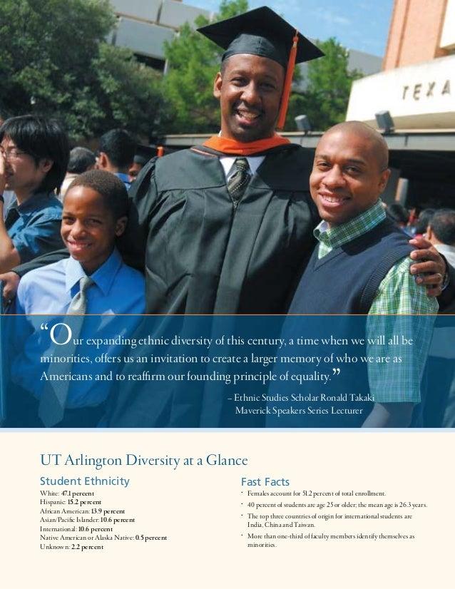 UTA Diversity Report