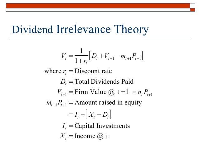 low regular dividend plus extras