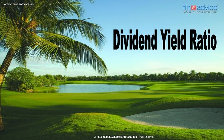 Dividend Yield   Many investors buy shares with the objective of earning a regular income from their    investment.   Th...