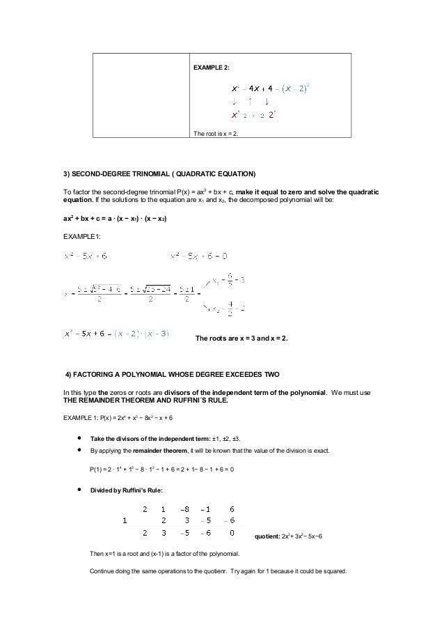 The Remainder Theorem Worksheet Images Worksheet For Kids Maths
