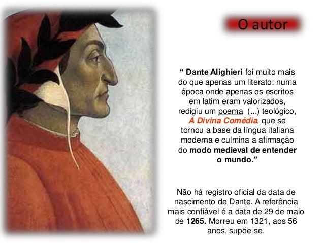 Dante alighieri obras yahoo dating