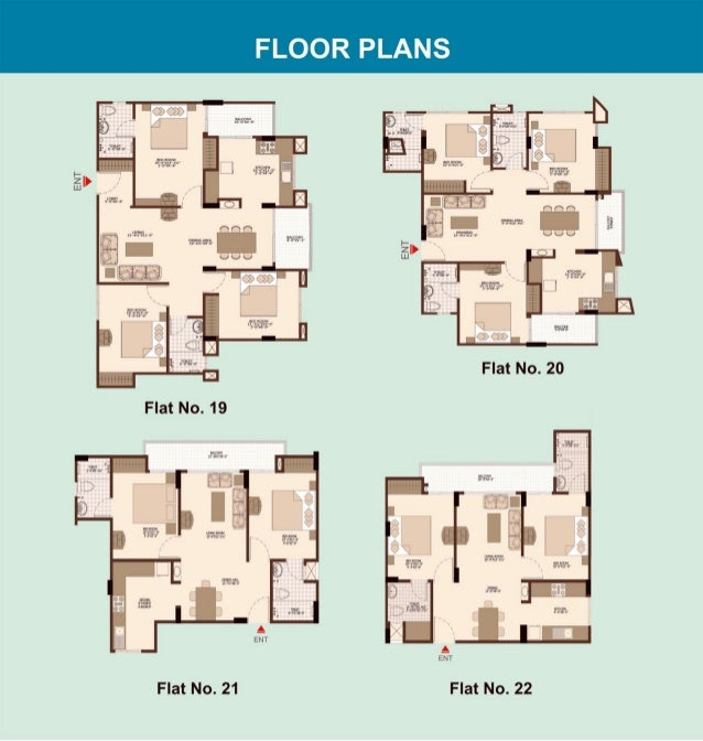 1 BHK, 2 BHK and 3 BHK Flats in Jaipur - Divine Enclave