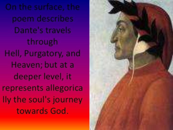 an analysis of purgatory a section of the divine comedy by dante alighieri This one-page guide includes a plot summary and brief analysis of the divine comedy by dante alighieri the divine comedy virgil leads dante to purgatory.