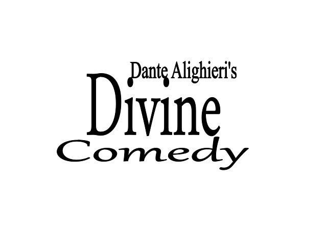 divine comedy excerpt