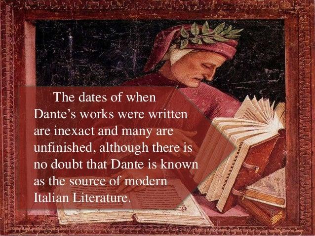 influence of aristotle to dante alighieri Dante's inferno essays - the influence of dante's inferno.