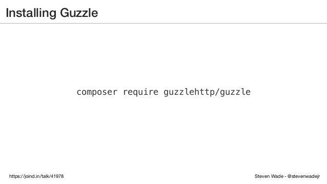 Guzzle Getbody Returns Stream