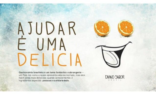 Divino Sabor Brasil Slide 2