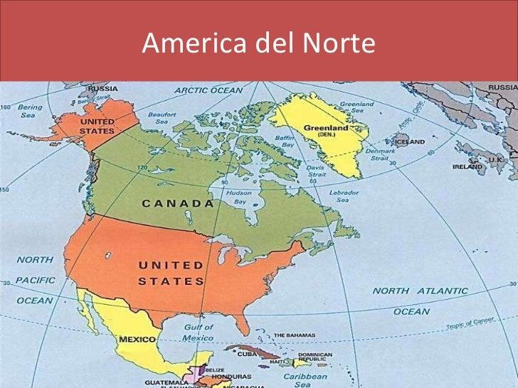 Divisin poltica de Amrica