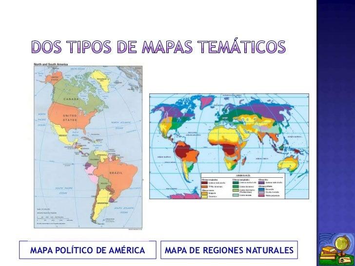 Divisiones continentales de la tierra