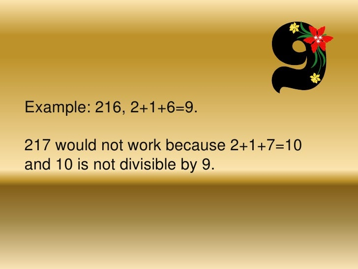divisibility rule of 18 with example