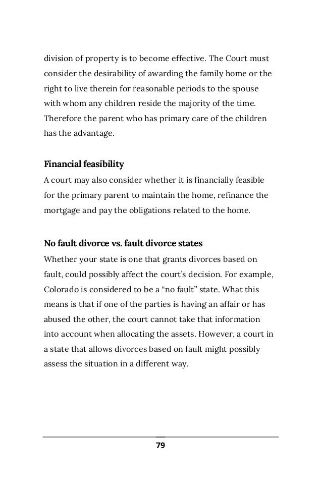 Divorce Everything You Need To Know But Were Afraid To Ask