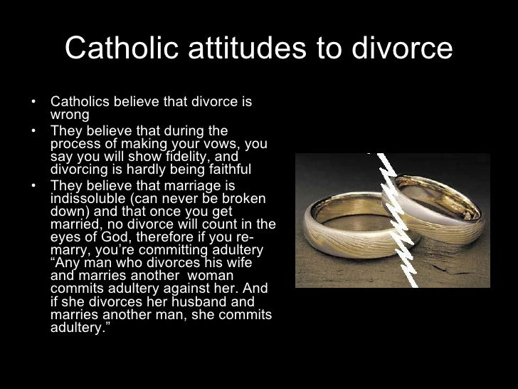 Why christians divorce