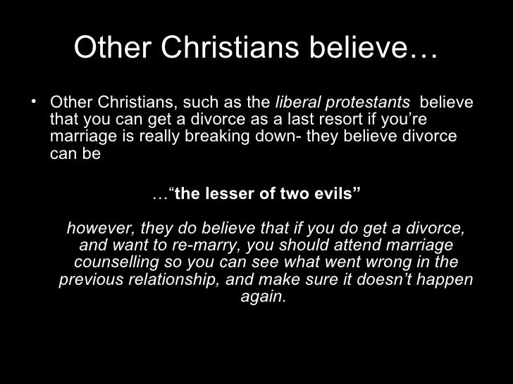Liberal protestant view on homosexuality in christianity