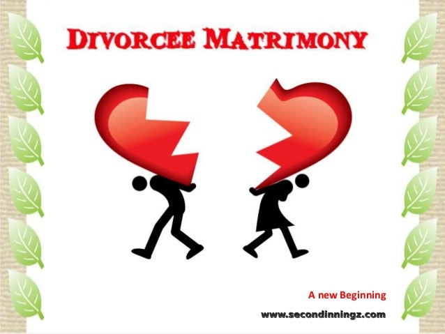 Divorcee Matrymony Divorcee Matrimonial Site India