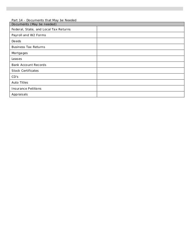 Printables Ira Information Worksheet divorce finance worksheet 25