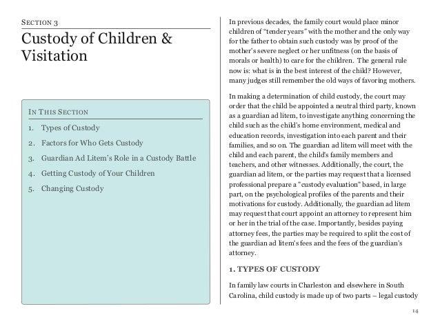 child support affidavit samples
