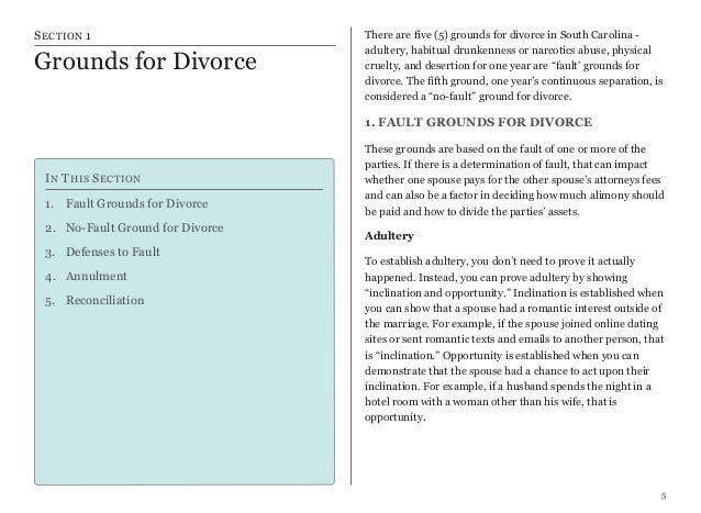 Divorce in south carolina piecing it all together gerald f lieberman 6 solutioingenieria Image collections