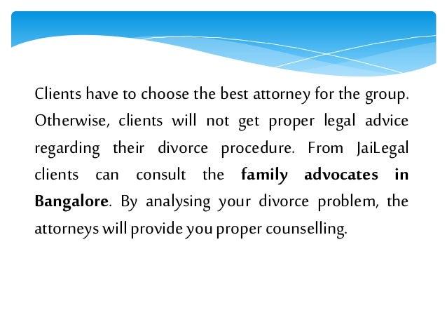 divorce in bangalore