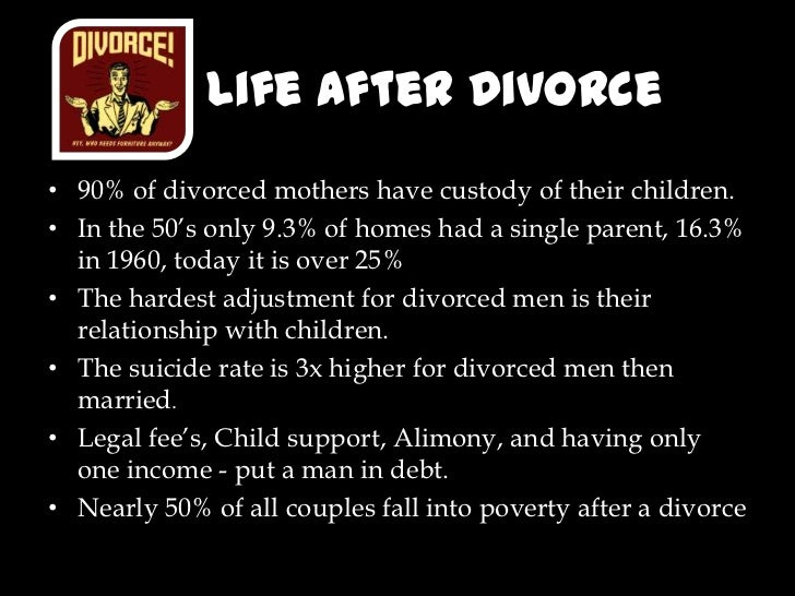 Marrying a divorced man with a child