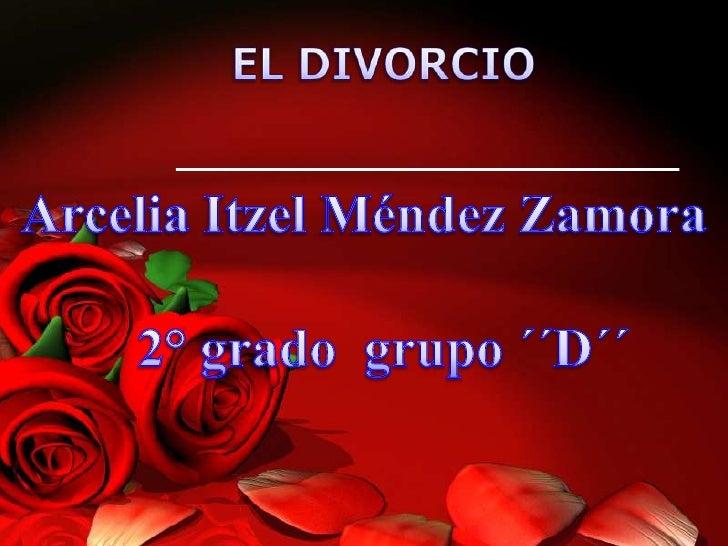 IntroducciónEn el divorcio es cuando dos personas se casan por el civil o bien en este caso por la iglecia,estas sircustan...