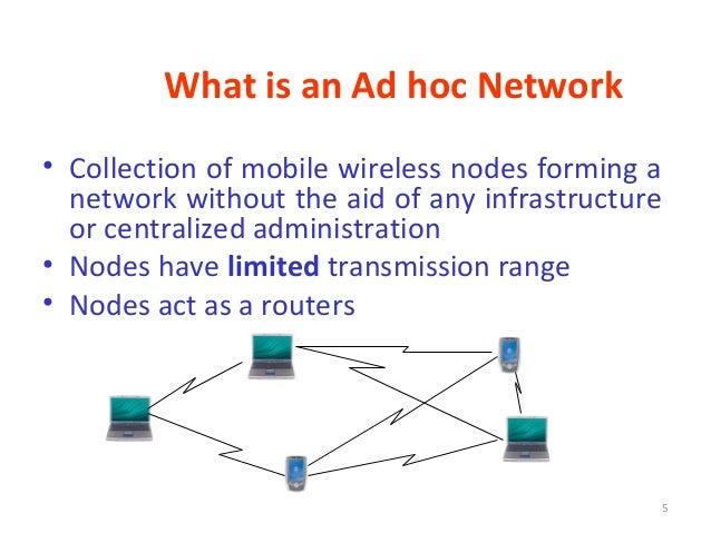 how to create ad hoc