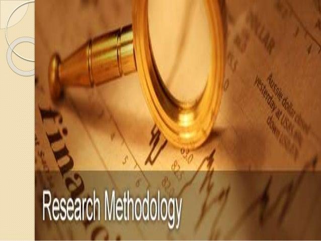 • Descriptive research Design was followed in the study Research Design : • Convenience Sampling Sampling Technique: • All...