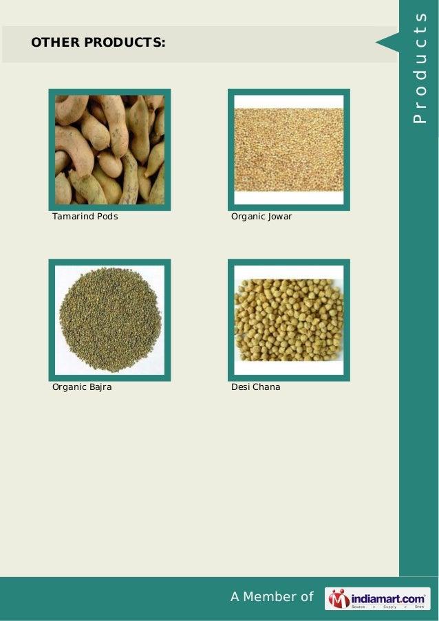 Nature Organic Products Pvt Ltd