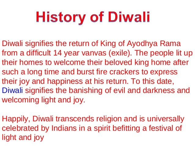 essay on diwali in hindi We are providing an essay on diwali in hindi in this essay, you get to know information about diwali in hindi - why we celebrate diwali and history of diwali in hindi.