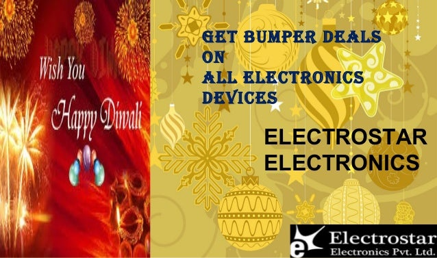 GET BUMPER DEALS ON ALL ELECTRONICS DEVICES  ELECTROSTAR ELECTRONICS