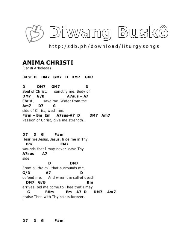 Diwang Busko English Songs