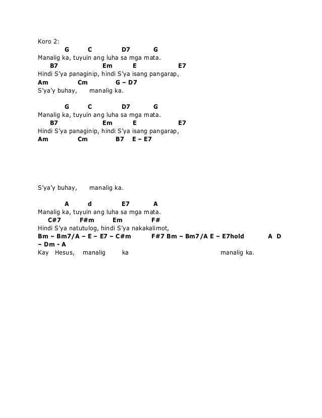 Diwang Busko Tagalog Songs