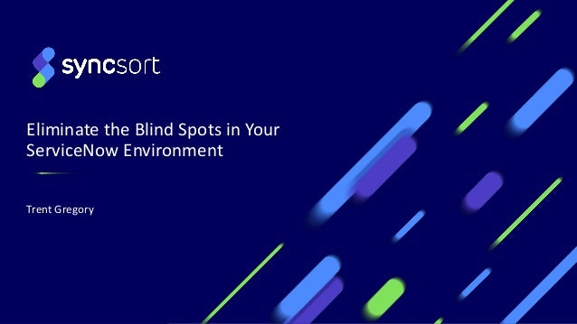 Eliminate the Blind Spots in Your ServiceNow Discovery Environment