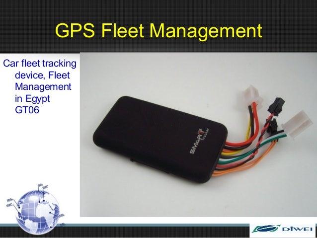 Gps Fleet Management Car