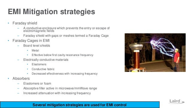 EMI and Thermal Mitigation for 5G