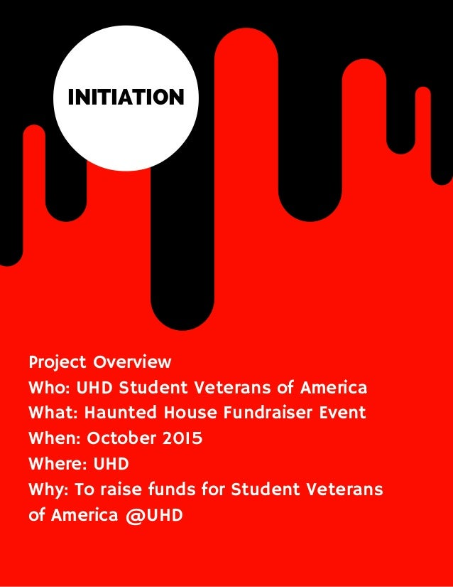DIY Haunted House Project - University of Houston-Downtown Slide 2