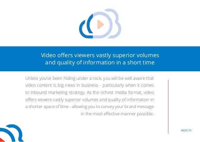 DIY: Business video on a budget Slide 2