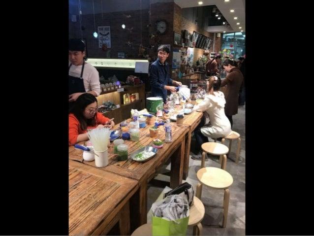 Retail Tour Chine : Tendance DIY
