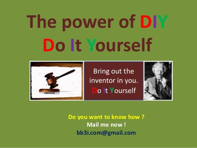 Diy telecom it agile network development and management 9 the power of diy do it yourself solutioingenieria Image collections
