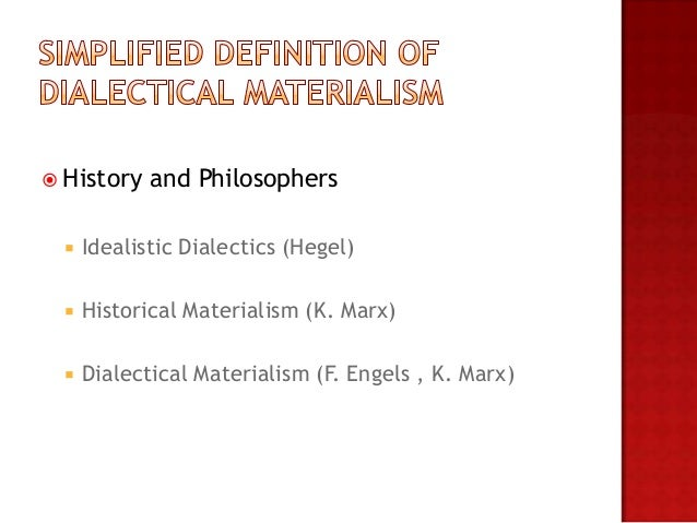 marx historical materialism essay Historical materialism is a methodological approach to the study of human societies and their development over time that was first articulated by karl marx (1818.
