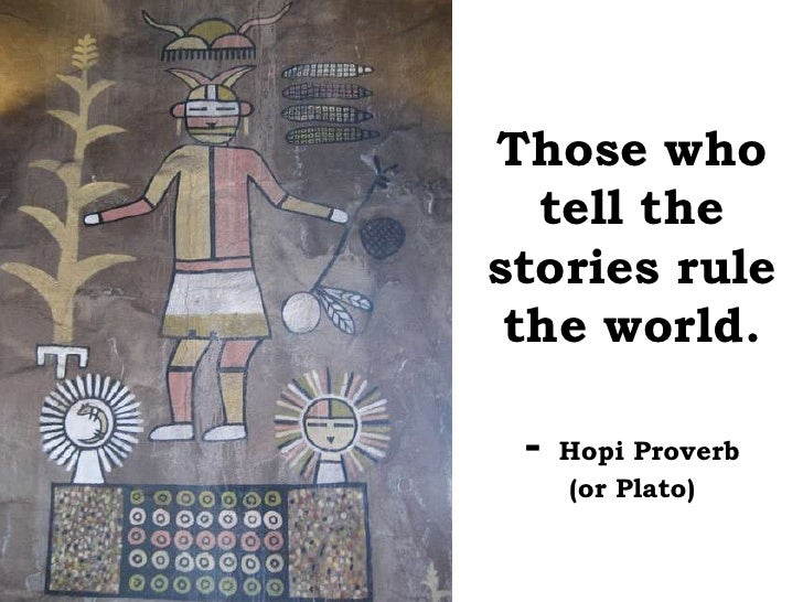 Can Transmedia Storytelling Save the World? Slide 3