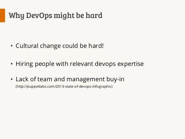 DevconTLV 2014 (Jan) - DIY DevOps