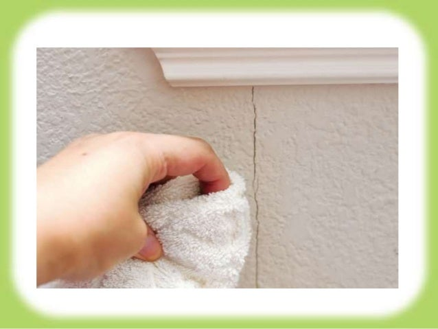 Large holes • To do this, it is always recommendable to call the expert professionals. • First shape the damaged drywall a...