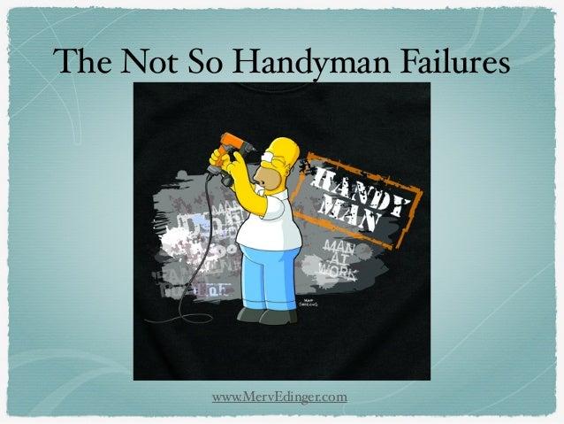 diy failures the not so handy handyperson