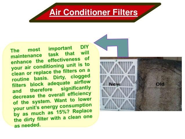 Diy Maintenance Tasks To Avoid Air Conditioning Unit Repairs