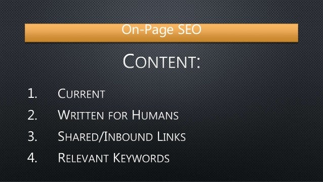 Do Search Engine Optimization (SEO) for yourself - YouTube