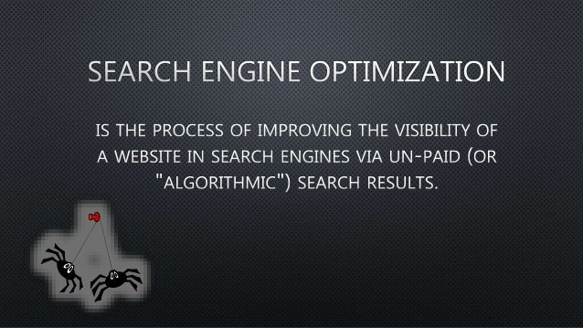 Do It YourSelf Search Engine Optimization - YouTube