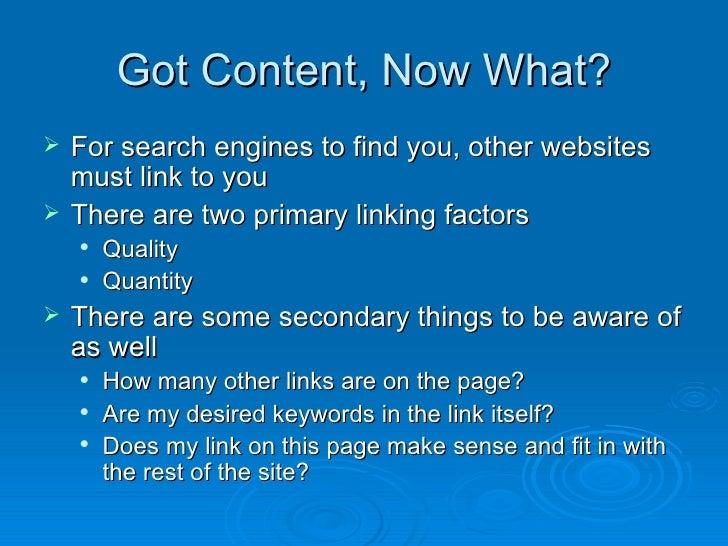 SEO Basics: 8 Essentials When Optimizing Your Site ...