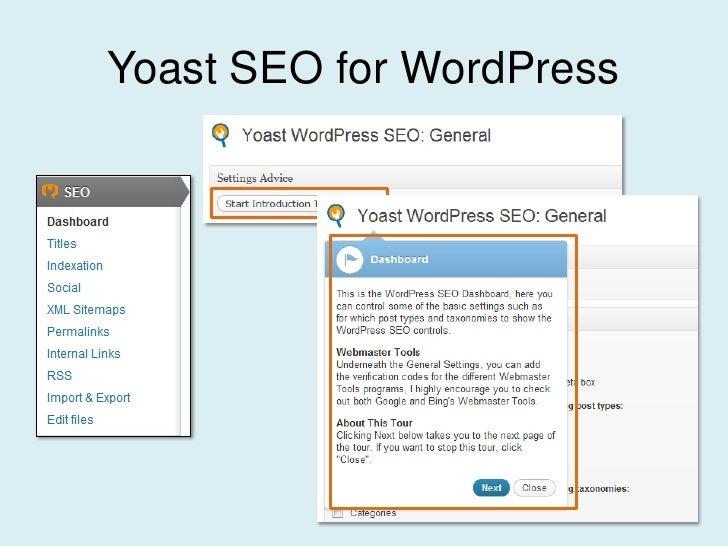 diy seo using word press